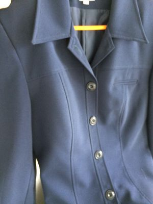 Size 10 New blue jacket for Sale in Miami, FL