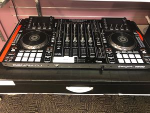 Demon DJ Board Mixer w/ power cord & own box 210049-1 for Sale in Louisville, KY