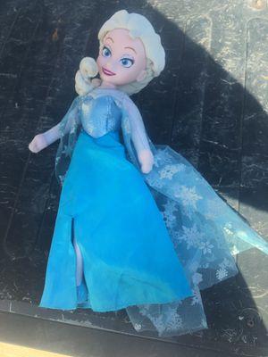 Elsa doll for Sale in San Angelo, TX