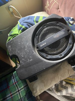 Sony dvc subwoofer for Sale in Elma, WA