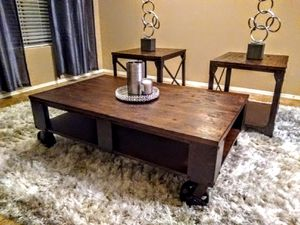 Pinebrook cocktail and end tables for Sale in Phoenix, AZ