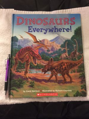 Dinosaurs Everwhere! Children's Hardcover Book for Sale in Honolulu, HI