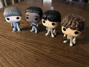 Funko Pop Ghostbusters Stranger Things for Sale in Peoria, IL