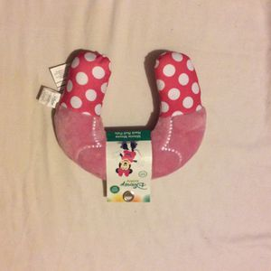 Minnie Mouse Neck Roll Pillow for Sale in Cairo, GA