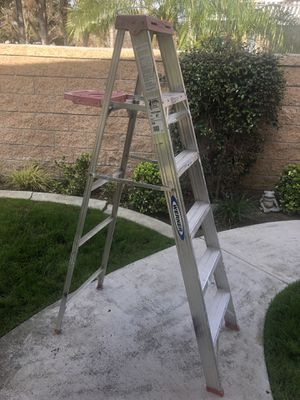 6' Werner Ladder for Sale in Chino Hills, CA
