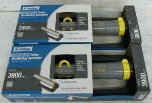 Melnor 3,900 SQFT Deluxe Turbo Oscillating Sprinkler NEW $20 each or 2 for $35 for Sale in Scottsdale, AZ