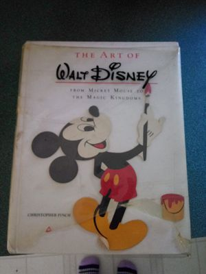 The art of Walt Disney for Sale in Hudson, OH