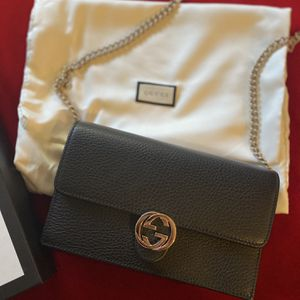 Brand New Gucci Wallet On A Chain Crossboday Bag for Sale in Garden Grove, CA