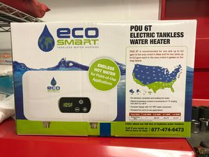 Tankless hot water heater for Sale in Charlotte, NC
