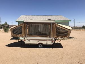 1986 starlite pop up trailer for Sale in Phelan, CA