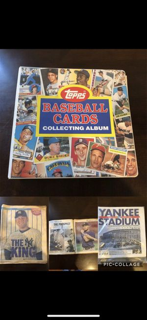 Baseball Card Collection for Sale in Queens, NY