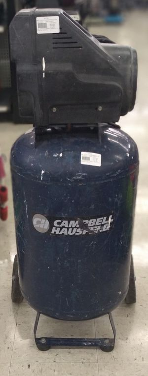 campbell air compressor for Sale in Houston, TX