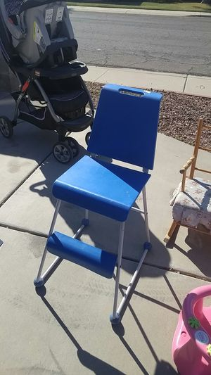 Kids Tall Chair for Sale in Glendale, AZ