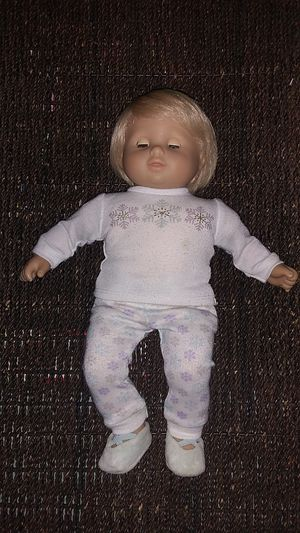 American Girl Bitty Twin Blonde Boy Doll In Original Outfit for Sale in Costa Mesa, CA