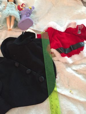 Two small dog dress up clothes for Sale in Cocoa, FL