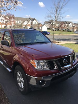 2009 Nissan Frontier for Sale in Haymarket, VA