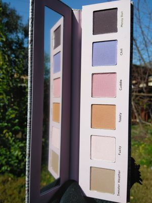 DC SWEATER WEATHER EYESHADOW PALETTE ➖ ORIGINALLY RETAILS; $29 for Sale in Stockton, CA