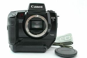 Canon EOS A2 35mm SLR Film camera Body only with VG 10 Grip for Sale in Murrieta, CA