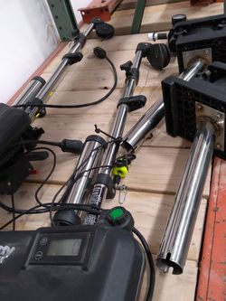 Scotty Electric Downriggers for Sale in Bonney Lake,  WA