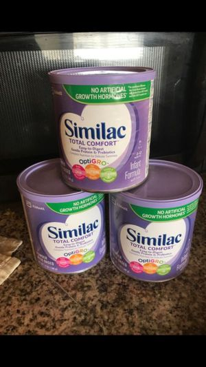 Similac total comfort for Sale in Las Vegas, NV