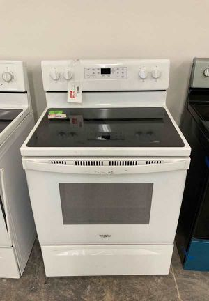 Whirlpool 🔥Electric Oven⚡️WFE505W0HW5 F4R4Y for Sale in Houston, TX