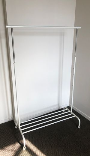 $8 - ikea clothing rack for Sale in San Diego, CA