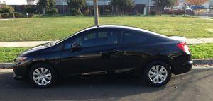 2012 Honda Civic Coupe - $6000 - Great price! for Sale in Naperville, IL