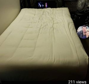 Twin Mattress with bedframe for Sale in Ellensburg, WA