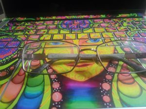 Super rare vintages versause men frame glasses for Sale in Mesa, AZ