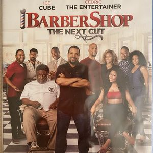 New barbershop the next cut blu ray for Sale in Tacoma, WA