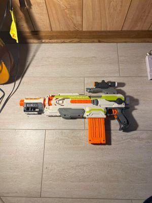 Nerf moduluo gun for Sale in Springfield, VA