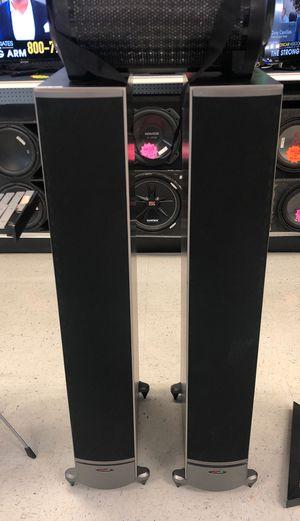 Polk audio speakers for Sale in Grand Prairie, TX