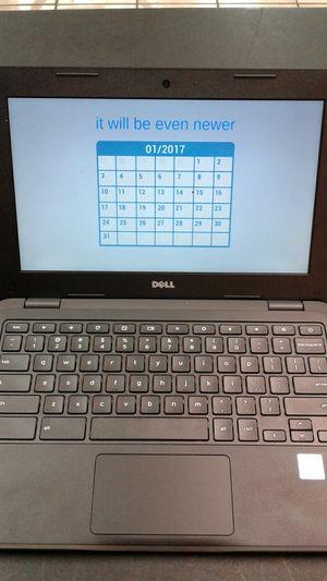 Dell chromebook laptop for Sale in Henderson, NV