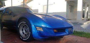 1981 CHEVROLET CORVETTE C3 for Sale in Miami, FL