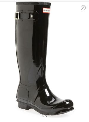 Hunter boots women 9 for Sale in Annandale, VA