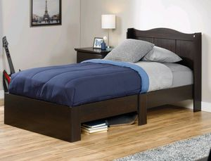 Twin size bedframe new No mattress for Sale in Houston, TX