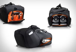 KP Duffle bag (with multiple compartments for different functions) for Sale in New York, NY