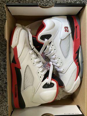 "Air Jordan 5 retro ""youths"" for Sale in Dearborn, MI"