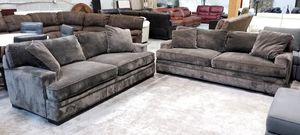"Martha Stewart Teddy 91"" oversized sofa set for Sale in Decatur, GA"