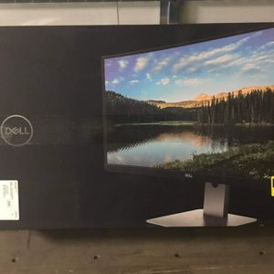 34 Inch Curved Monitor U3415W for Sale in Clifton, NJ