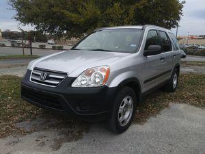 Honda CR-V 2006 for Sale in San Antonio, TX