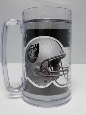 "Raider""s Football Beverage Tankard for Sale in St. Louis, MO"