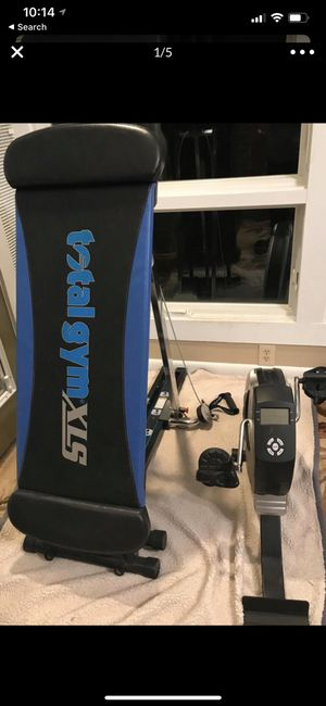 Total Gym XLS without cyclo trainer for Sale in Eldersburg, MD