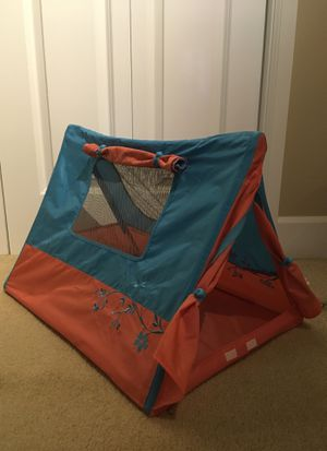 American Girl Camping Tent - like new! for Sale in Redmond, WA
