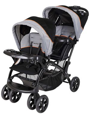 Baby trend double stroller for Sale in Fairburn, GA