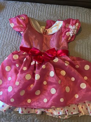 Mini mouse costume for Halloween 🎃 4t size for Sale in Orlando, FL