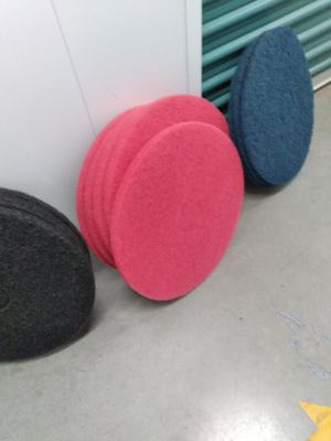 Cleaning / circular scub pads for Sale in Fullerton, CA