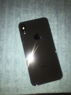 iPhone X max for Sale in Wenatchee, WA