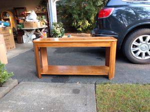 Table - Hall for Sale in Cheney, KS