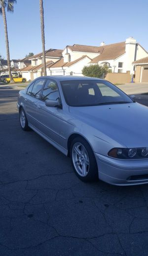 2001 BMW 5 Series. for Sale in Moreno Valley, CA